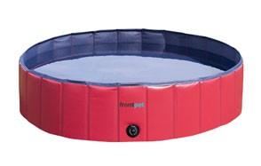 FrontPet Foldable Dog Pet Pool Bathing Tub