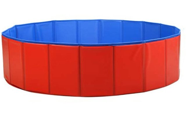 Fuloon PVC Dog Swimming Pool
