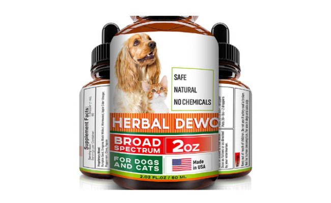 FurFinds Herbal Cleanse fot Cats and Dogs
