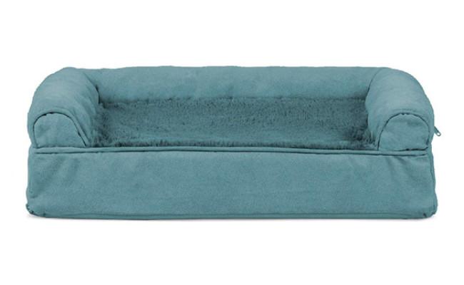 FurHaven Orthopedic Sofa-Style Pet Bed