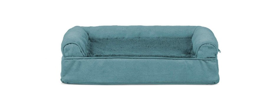 FurHaven Orthopedic Sofa-Style Pet Bed