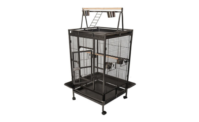 Giantex Bird Cage with Play Top