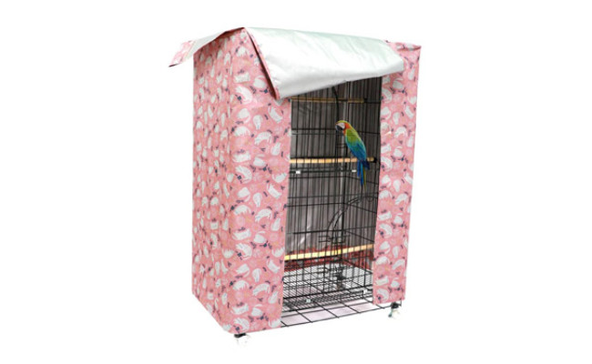 Good Night Bird Cage Cover