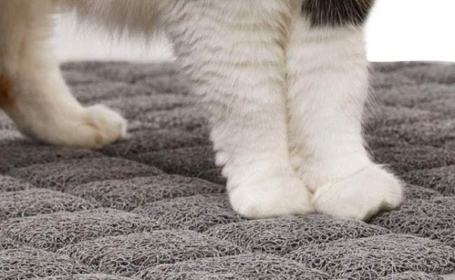 Gorilla Grip Durable Cat Litter Mat