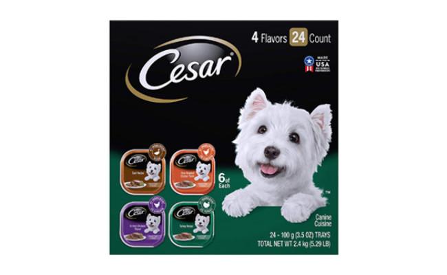 Gourmet Wet Dog Food Variety Packs