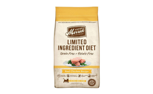Grain Free Limited Ingredient Diet Dry Cat Food