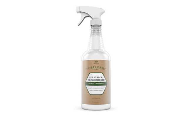 Green Standard Pet Stain & Odor Remover by TriNova