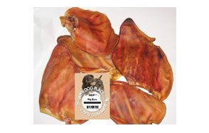 HDP Large Roasted Pig Ears