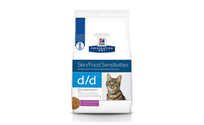 HILL'S PRESCRIPTION DIET Sensitivities Cat Food