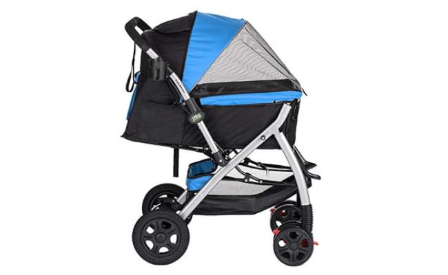 HPZ Premium Dog Travel Carriage
