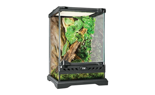 Hagen Terra Glass Bearded Dragon Enclosure
