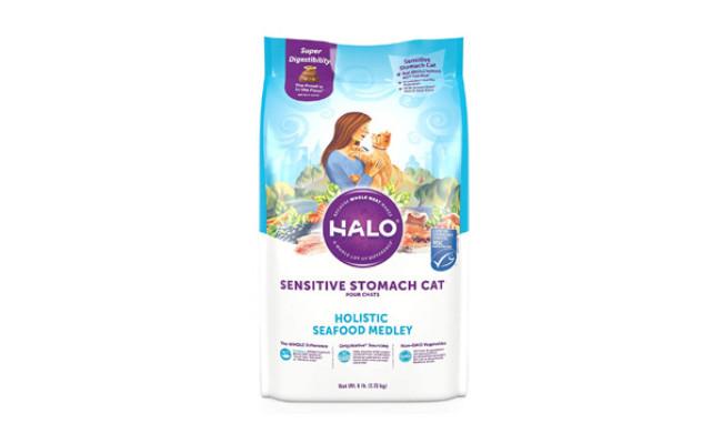 Halo Natural Hedgehog Food