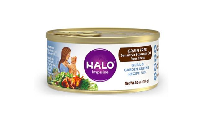 Halo Natural Wet Cat Food