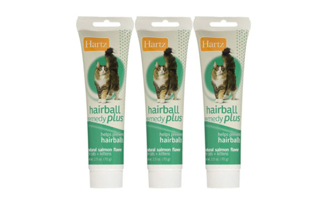 Hartz Hairball Remedy Plus Paste for Cats