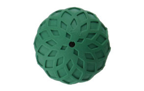 Hartz Rubber Ball with Bell for Blind Dog