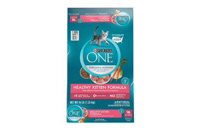 Healthy Kitten Formula Cat Food