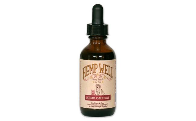 Hemp Well Hemp Oil for Dogs