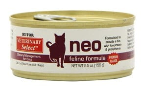 Hi-Tor Neo Diet For Cats
