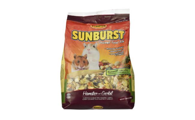 Higgins Sunburst Gourmet Food Mix for Hamsters
