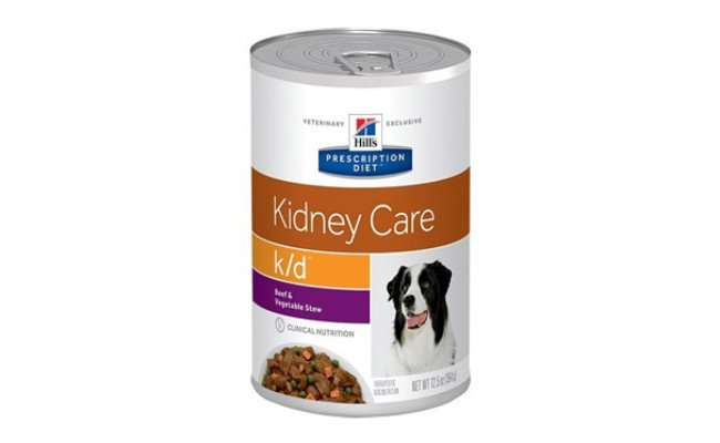 Hill's Pet Nutrition Kidney Care Canned Dog Food