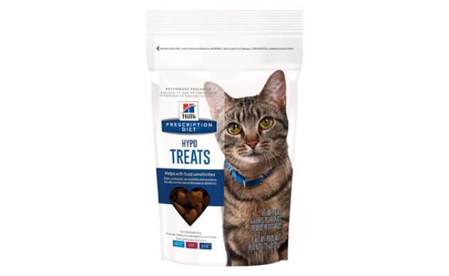 Hill's Prescription Diet Hypoallergenic Feline Treats