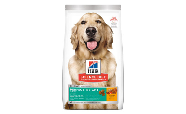 Hill's Science Adult Perfect Weight Diet Dry Dog Food