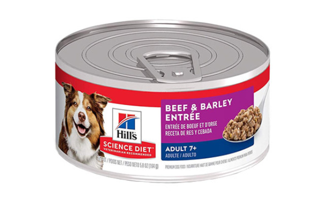 Hill's Science Diet Canned Wet Dog Food