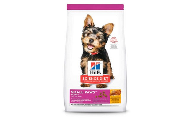Hill's Science Diet Dry Dog Food for Chihuahuas