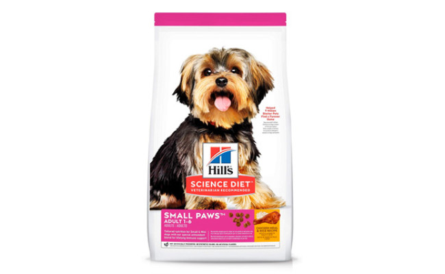 Hill's Science Diet Dry Dog Food for Pomeranians