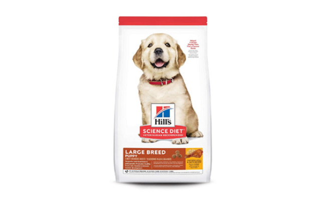 Hill's Science Diet Dry Food for Puppies