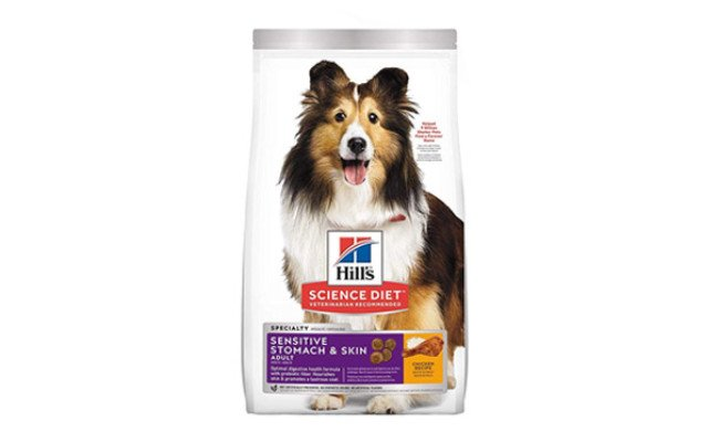 Hill's Science Dog Food for Sensitive Stomachs