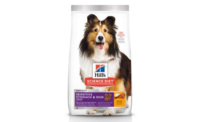 Hill's Science Sensitive Stomach & Skin Diet Dry Dog Food