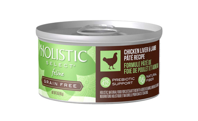 Holistic Select Natural Wet Grain Free Canned Cat Food