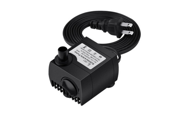 Homasy 80 GPH Submersible Water Pump