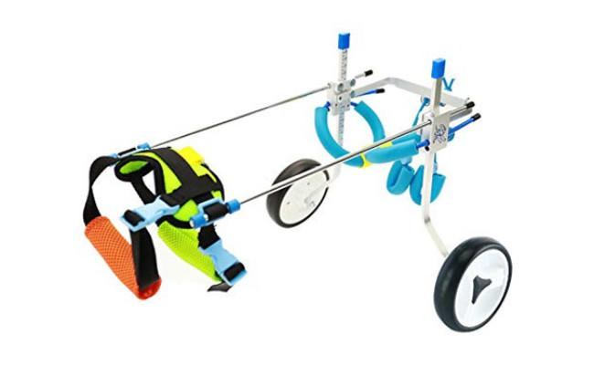 Homend Adjustable Dog Wheelchair