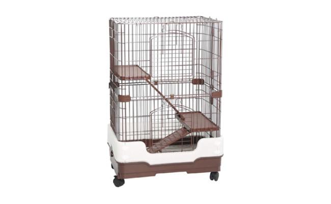Homey Pet Chinchilla Cage
