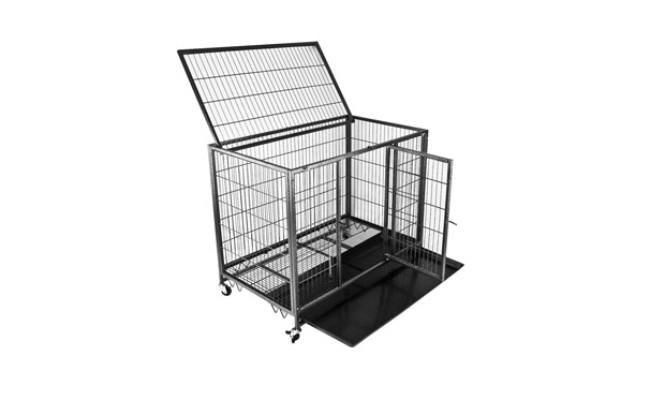 Homey Pet Escape Proof Dog Crate