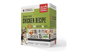 Honest Kitchen Dehydrated Grain Free Dog Food