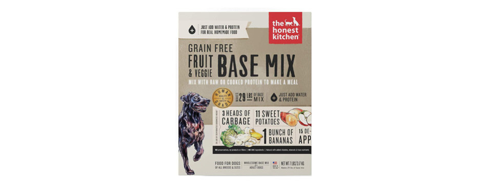 Honest Kitchen Dehydrated Grain Free Food for Dogs