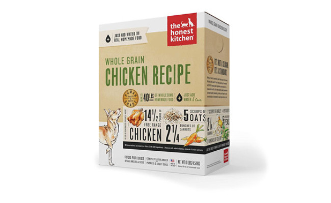 Honest Kitchen Dehydrated Organic Dog Food