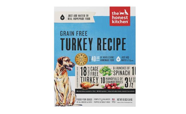 Honest Kitchen Human Grade Dehydrated Grain Free Dog Food