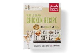 Honest Kitchen Organic Grain Dehydrated Dog Food