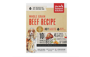 Honest Kitchen Organic Grain Dog Food