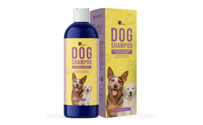 Honeydew Colloidal Lavander Oatmeal Dog Shampoo
