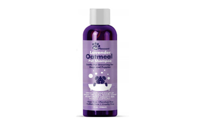 Honeydew Colloidal Oatmeal Puppy Shampoo