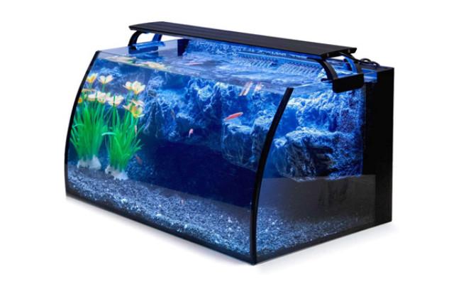 Hygger Horizon LED Glass Aquarium Kit