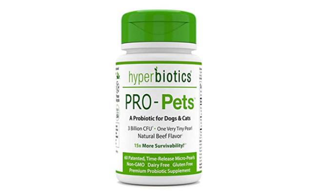 Hyperbiotics A Probiotic for Cats
