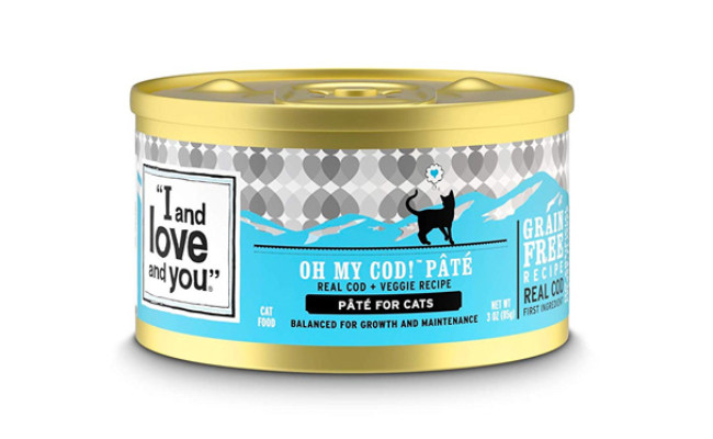 I and Love and You - Canned Cat Food