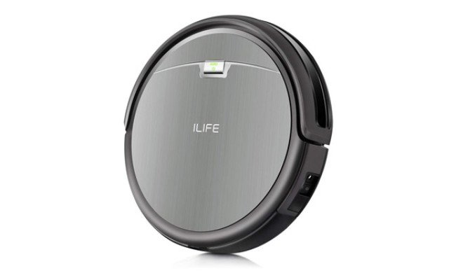 ILIFE Robot Vacuum Cleaner for Pet Hair & Dog Hair