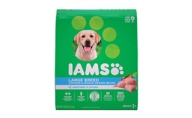 Iams Large Breed Adult Dry Dog Food